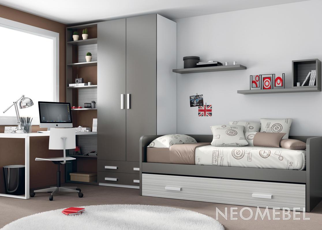 Мебель для подростковой комнаты под заказ в минске mебель по.